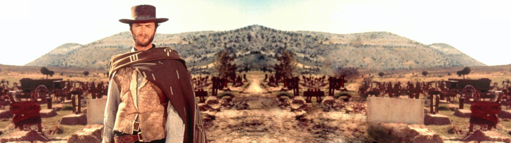 THE GOOD THE BAD AND THE UGLY western clint eastwood multi dual g wallpaper