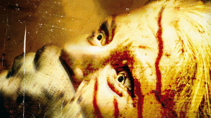 THE HILLS HAVE EYES dark horror blood g wallpaper