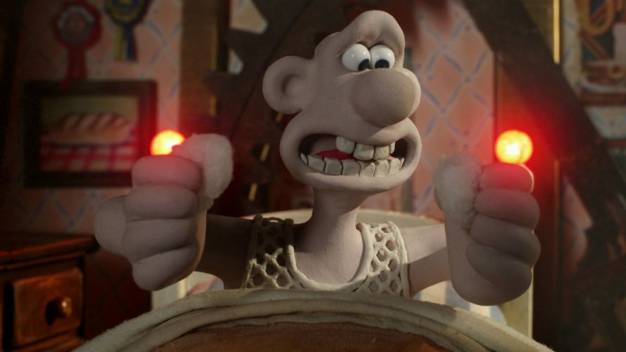 Wallace and Gromit A Matter of Loaf and Death movie f wallpaper