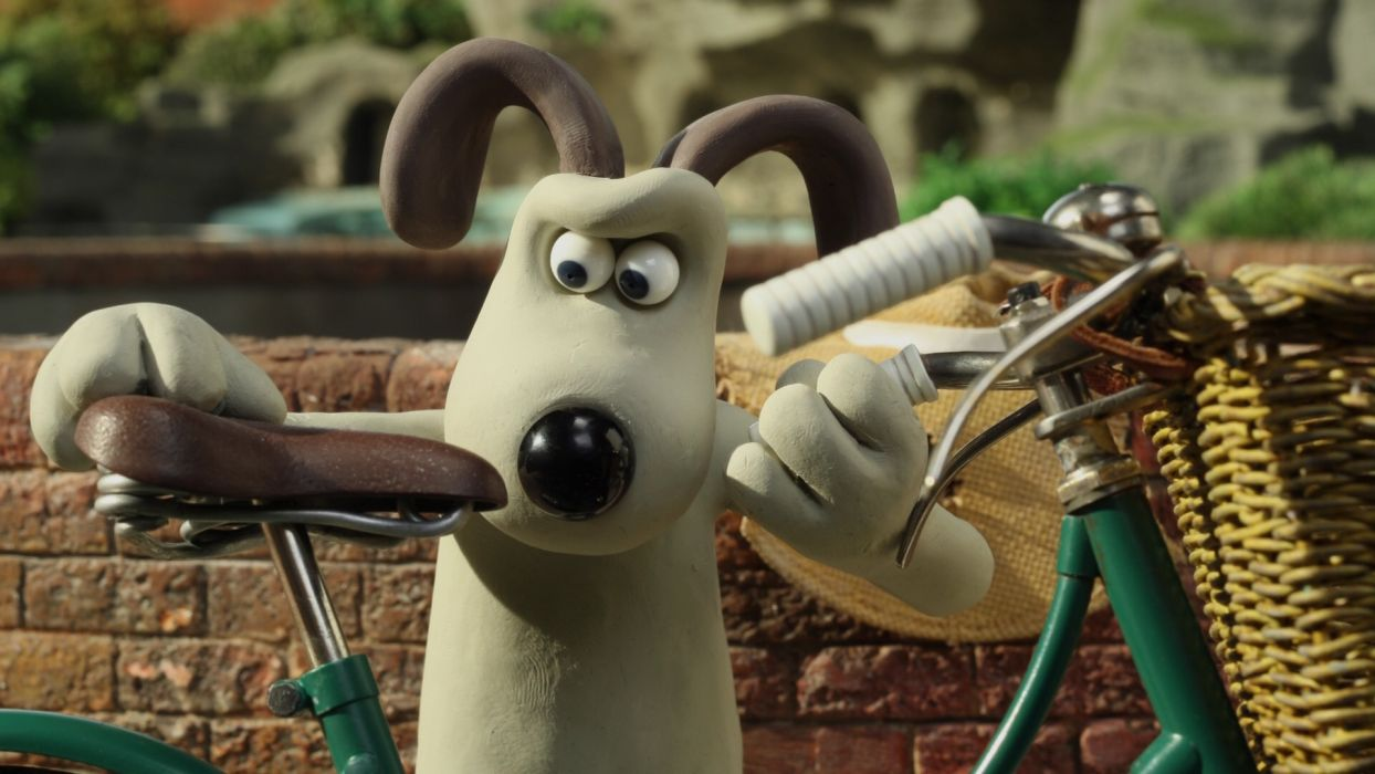 Wallace and Gromit A Matter of Loaf and Death movie  rq wallpaper