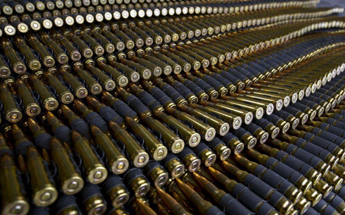 ammunition weapons close-up ammo weapon gun military     f wallpaper