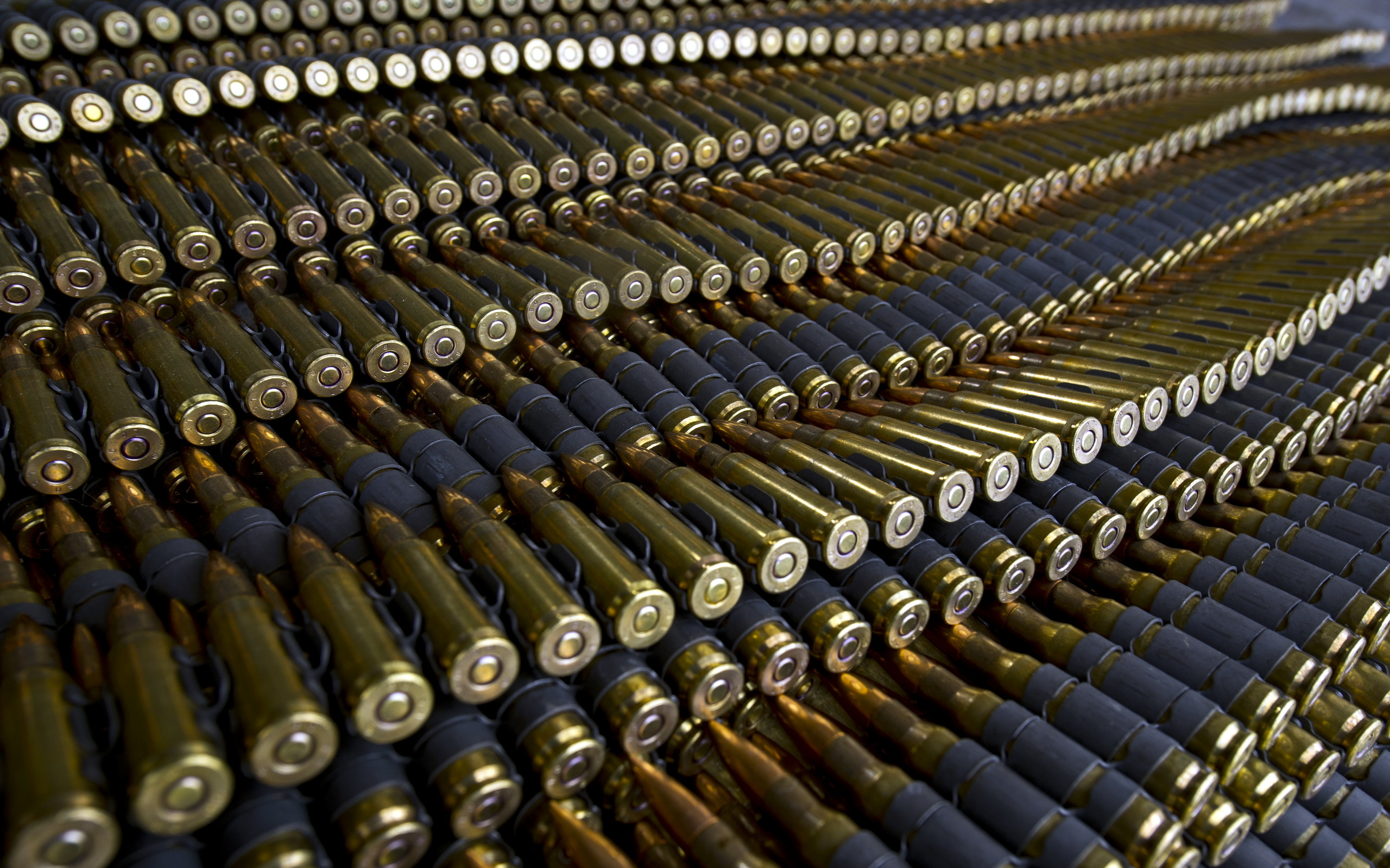 Gun Ammo Wallpaper Ammunition Weapons Close-up
