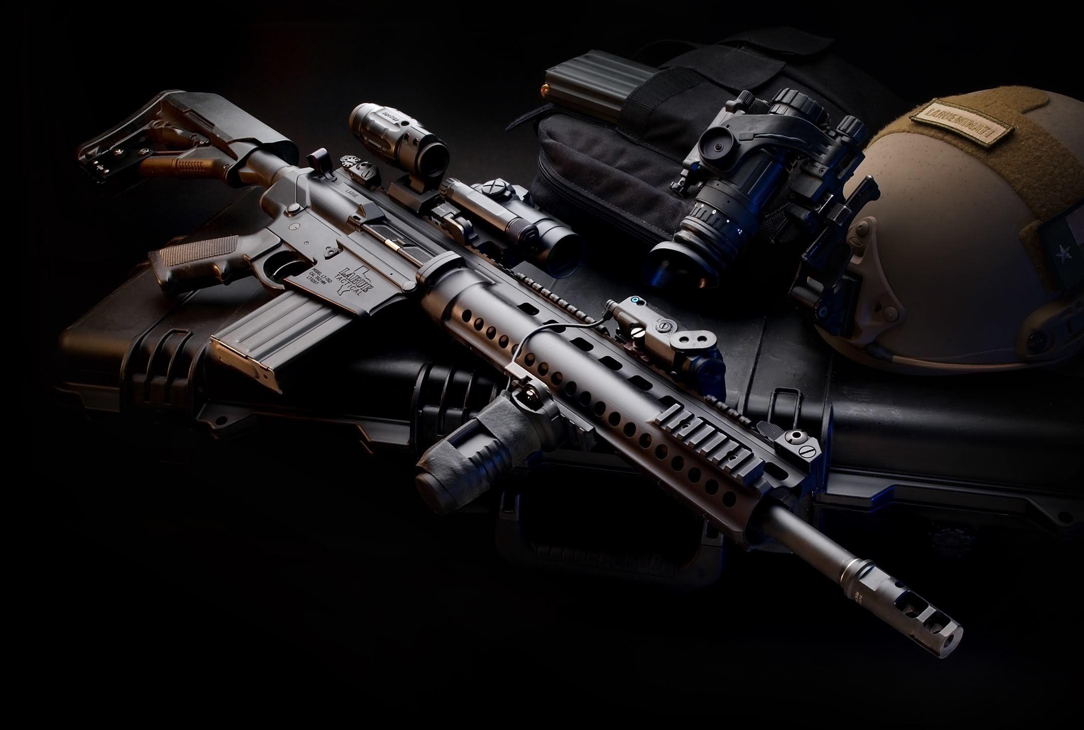 Automatic Carbine Wallpaper 2160x1456 171716 Wallpaperup