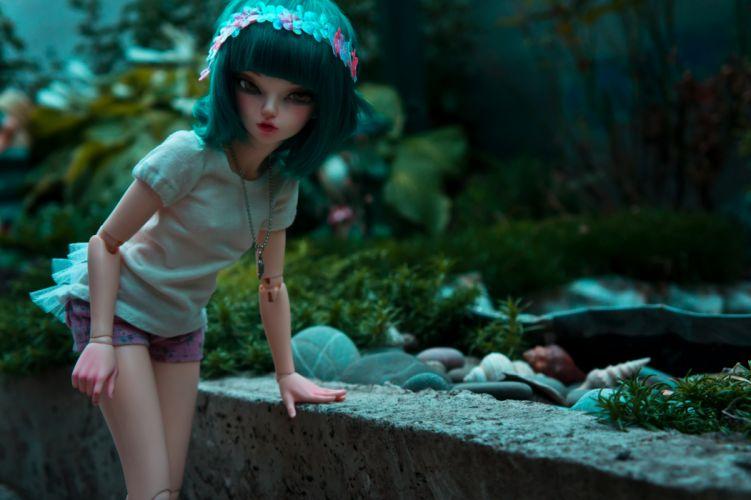 Toys Doll Little girls wallpaper
