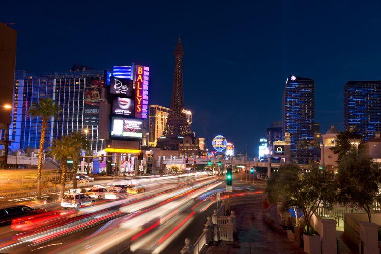 Las Vegas Building wallpaper
