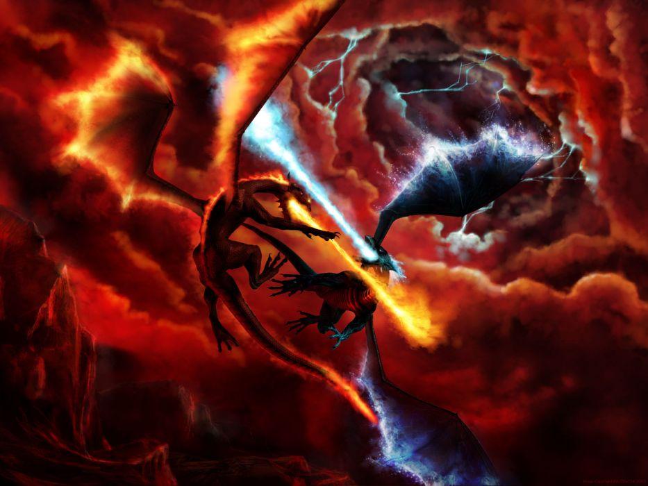 dragon  f wallpaper