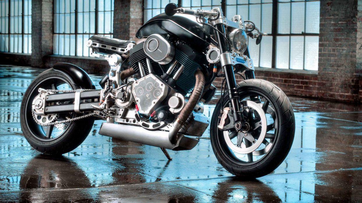 Confederate X132 Hellcat Bike Motorcycle superbike custom   yd wallpaper