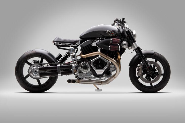 Confederate X132 Hellcat Bike Motorcycle superbike custom t wallpaper
