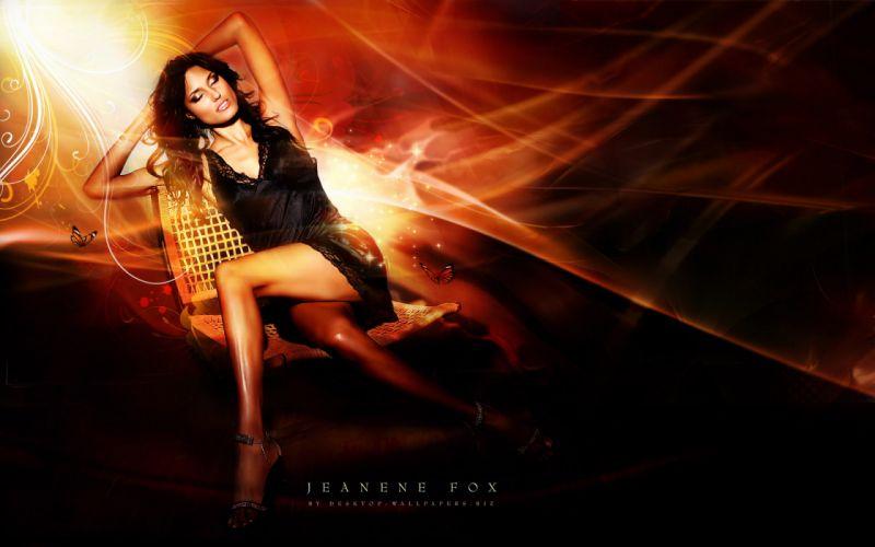 Jeanene Fox Girls wallpaper