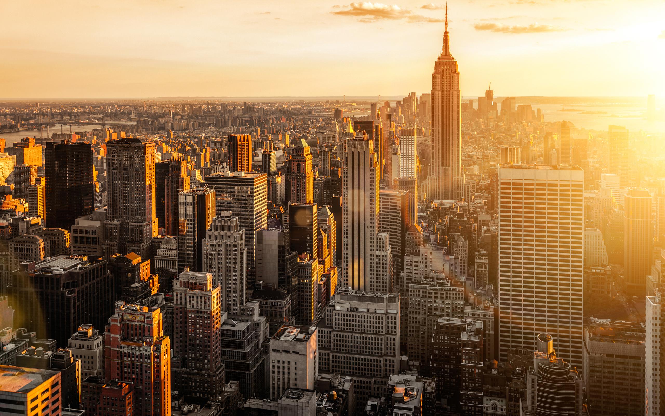 Nyc Usa Manhattan New York R Wallpaper
