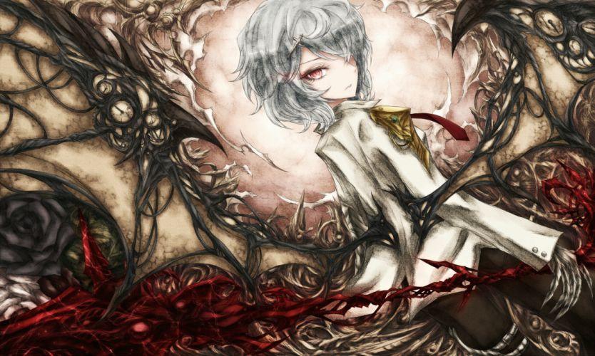 Touhou Remilia Scarlet wallpaper