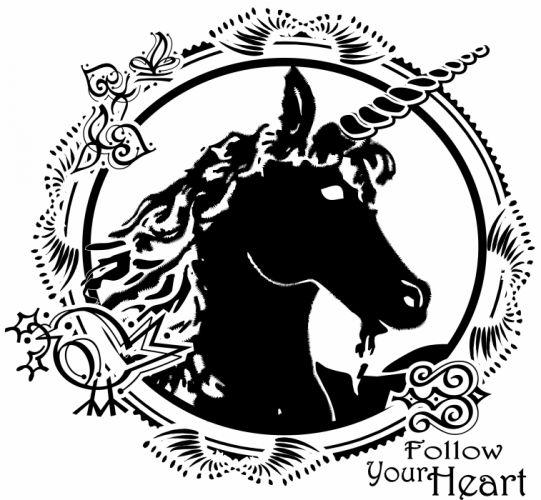unicorn horse magical animal ds wallpaper