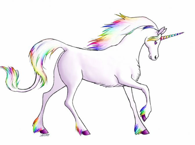 unicorn horse magical animal t wallpaper