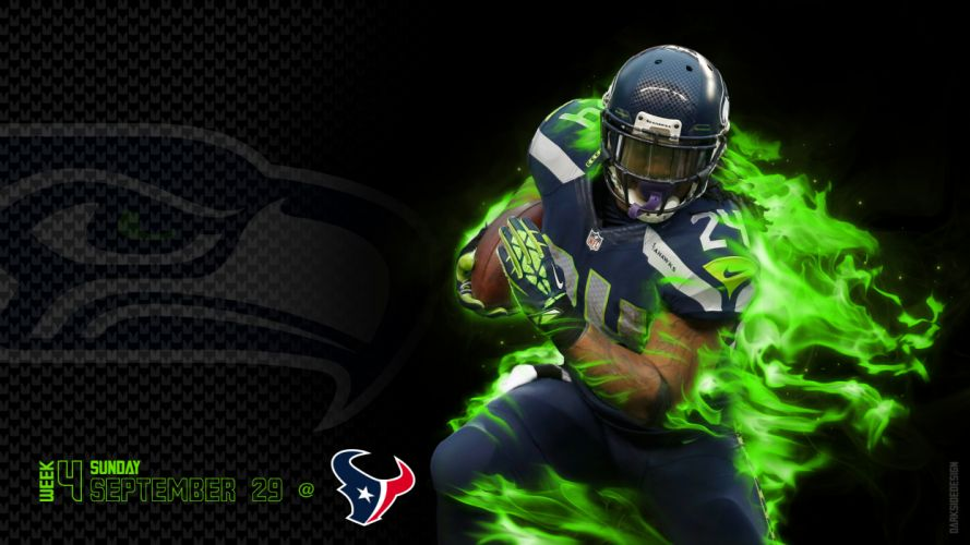 SEATTLE SEAHAWKS football nfl v wallpaper