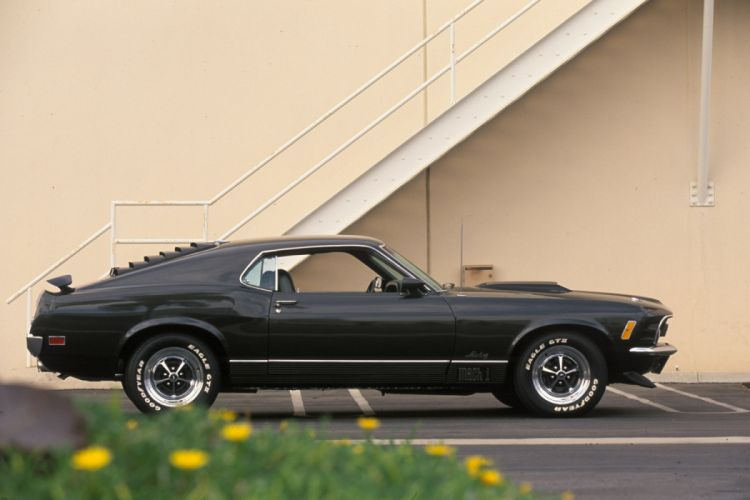 1970-ford-mustang-mach-1 wallpaper