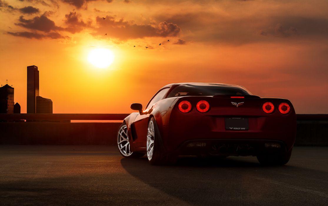 Corvette wallpaper