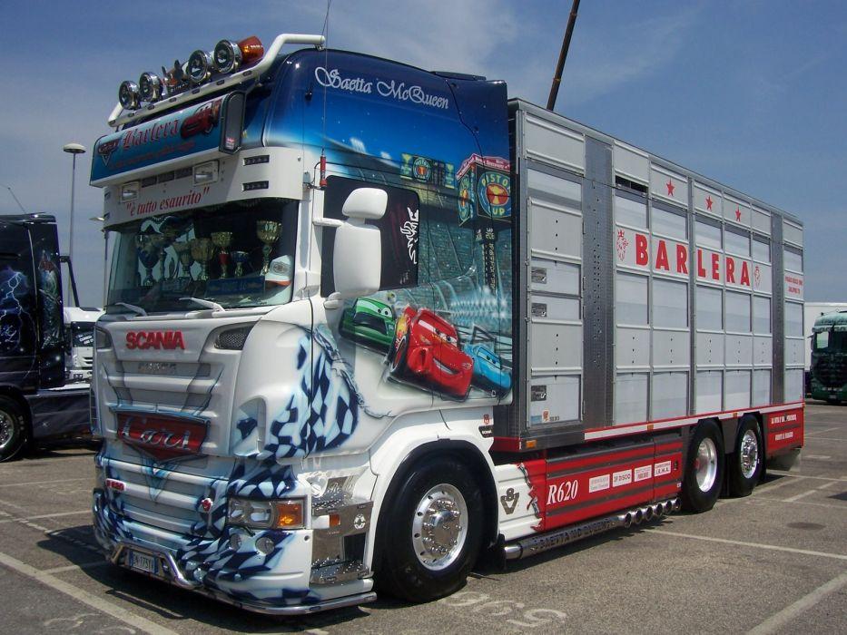 Scania R wallpaper