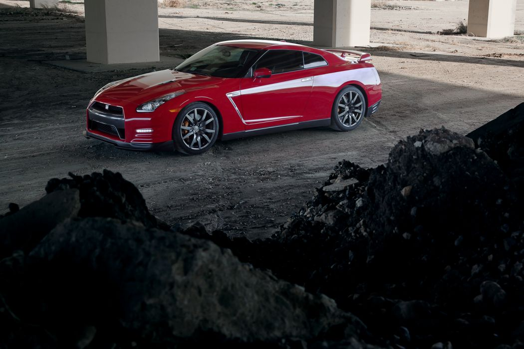 2012 GT-R for Jotech wallpaper