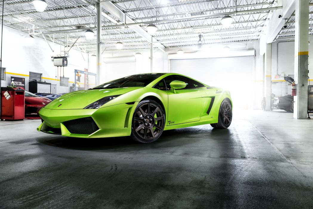 Tikore Lamborghini Gallardo wallpaper