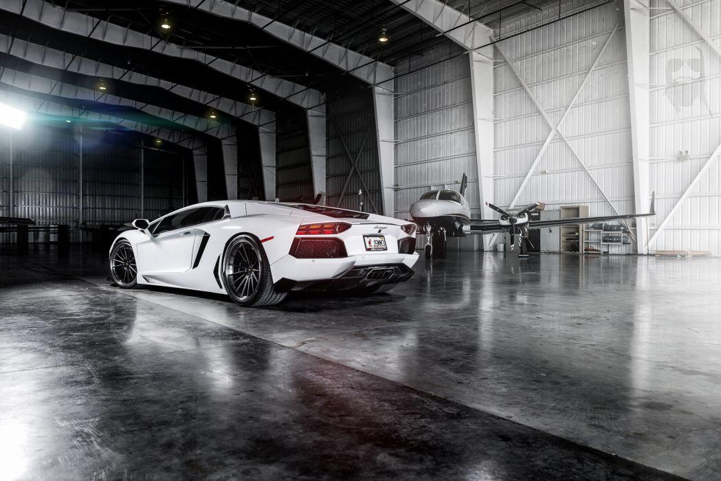 ADV_1 LP700 Lamborghini Aventador wallpaper