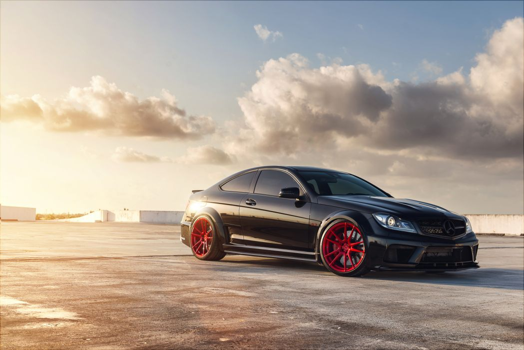 ADV_1 FIVE9 Design Mercedes Black Series wallpaper