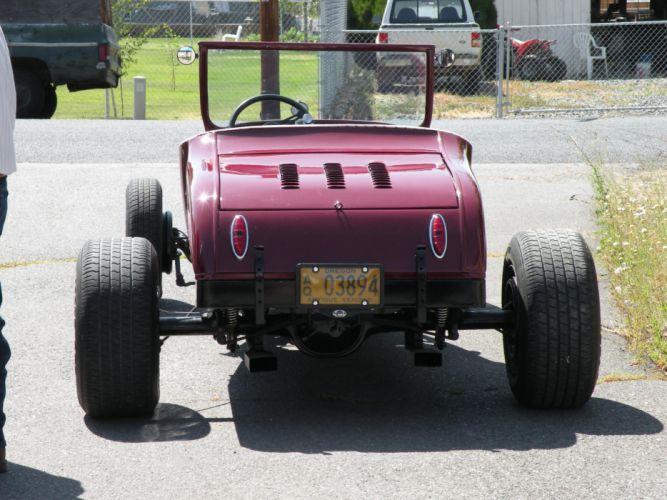 1927 Henry steel roadster hot rod rods retro wheel g wallpaper
