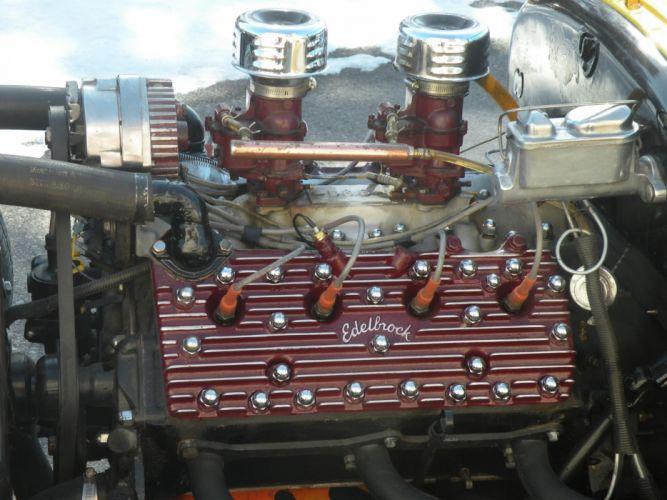 1927 Henry steel roadster hot rod rods retro engine r wallpaper