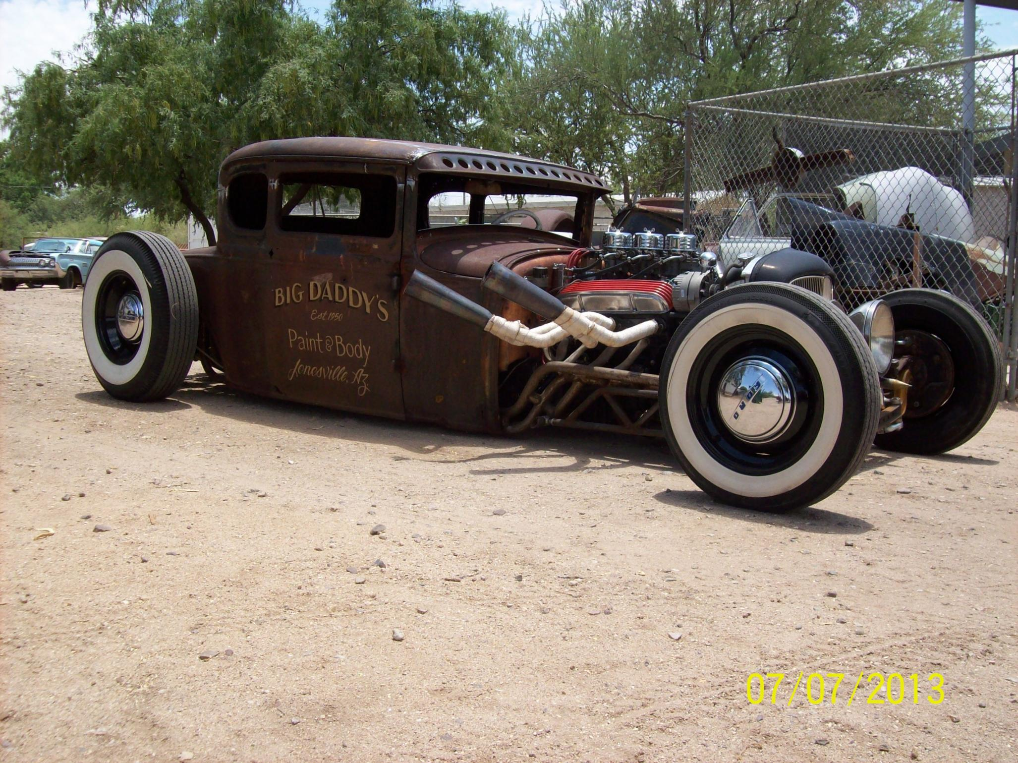 Preferenza 1930 Ford Model-A hot rod rods retro ratrod k wallpaper  UY73