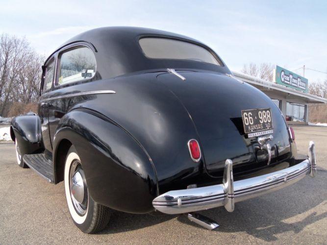 1940 Chevrolet Special DeLuxe Town Sedan g wallpaper
