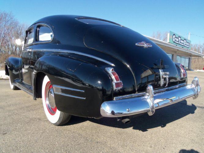 1941 Buick Special Sedanette retro r wallpaper