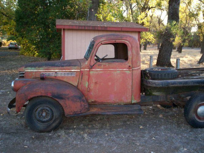1941 Chevy Truck pickup retro y wallpaper