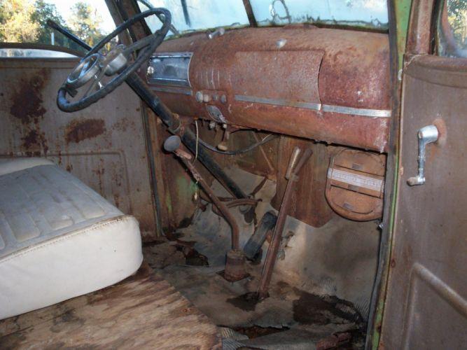1941 Chevy Truck pickup retro interior j wallpaper