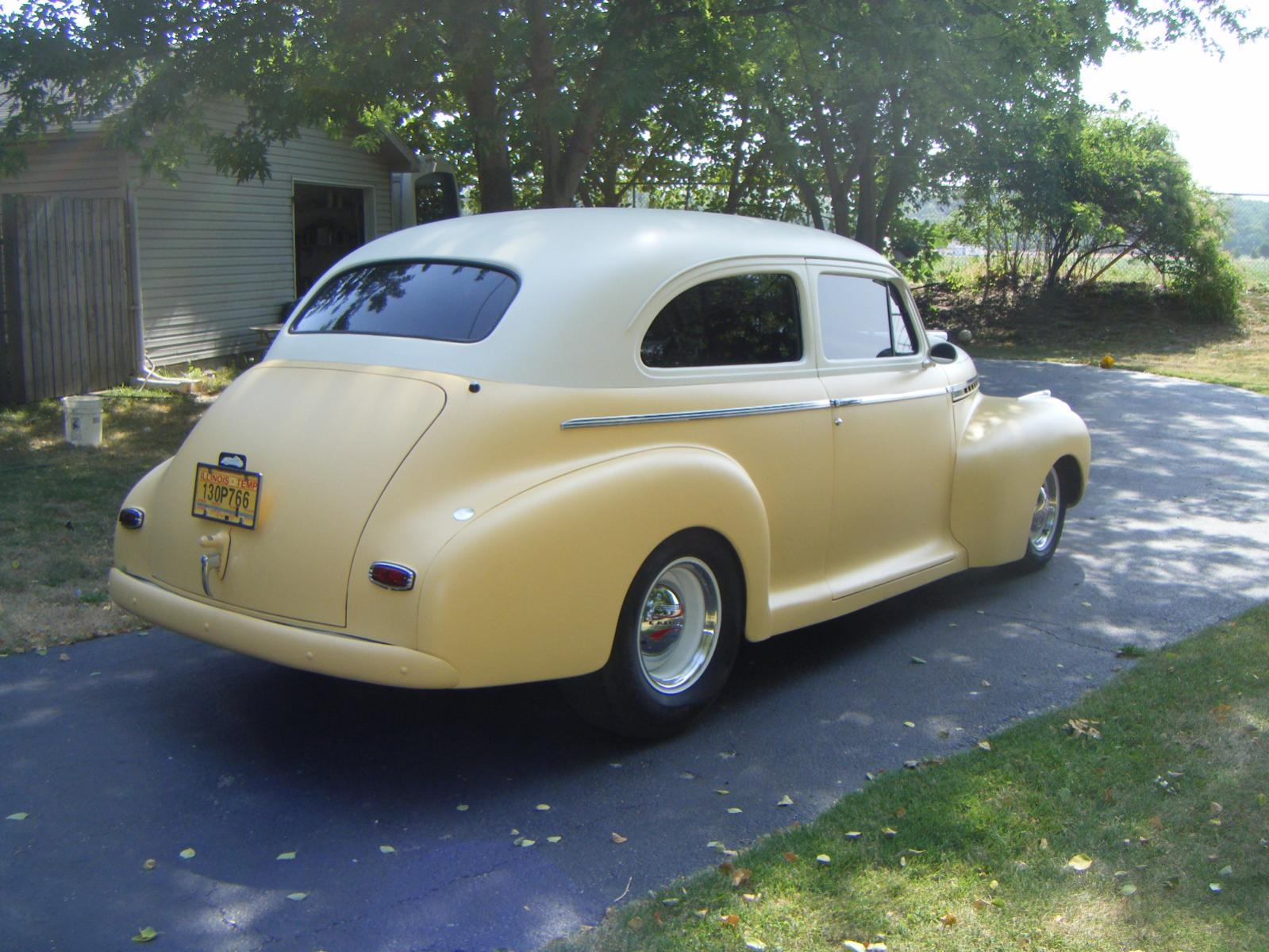 1941 ChevyTwo Door Sedan hot rod rods retro custom lowrider e wallpaper | 1599x1199 | 172845 ...
