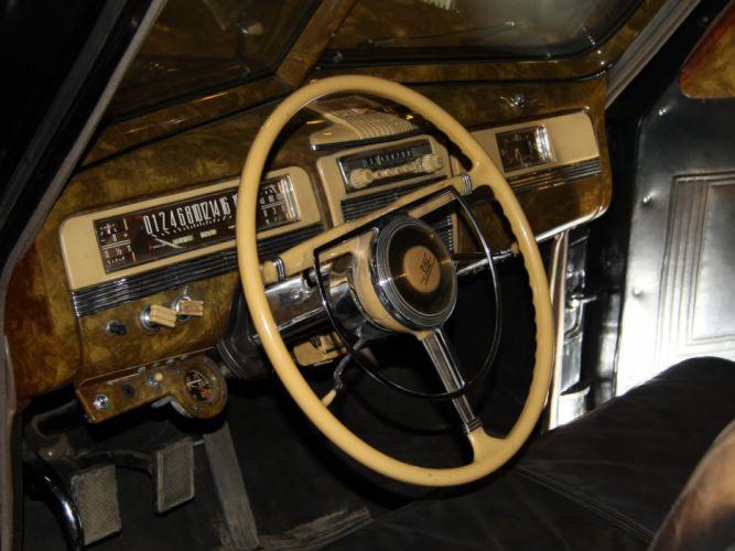 1946 ZIS 115 luxury retro interior g wallpaper