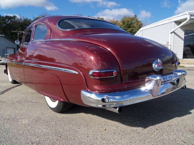 1950 Mercury Business Coupe custom lowrider retro r wallpaper