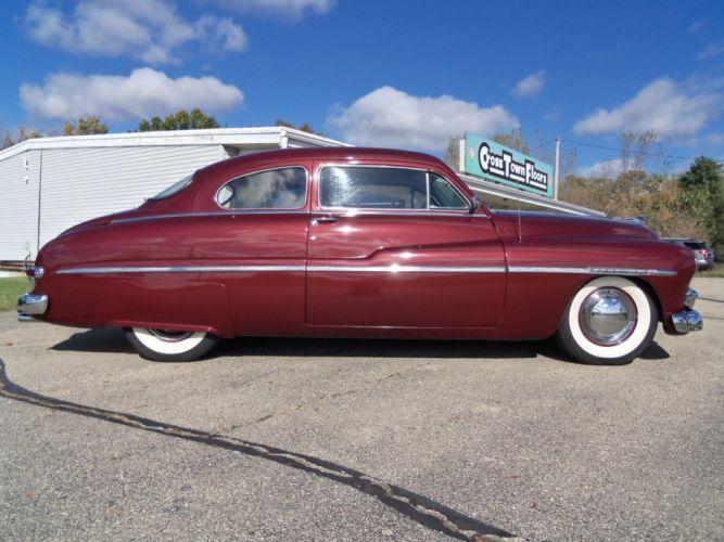 1950 Mercury Business Coupe custom lowrider retro g wallpaper