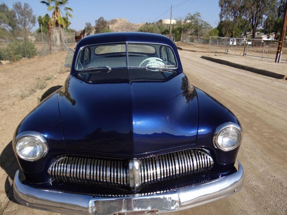1950 Mercury Coupe lowrider retro   f wallpaper