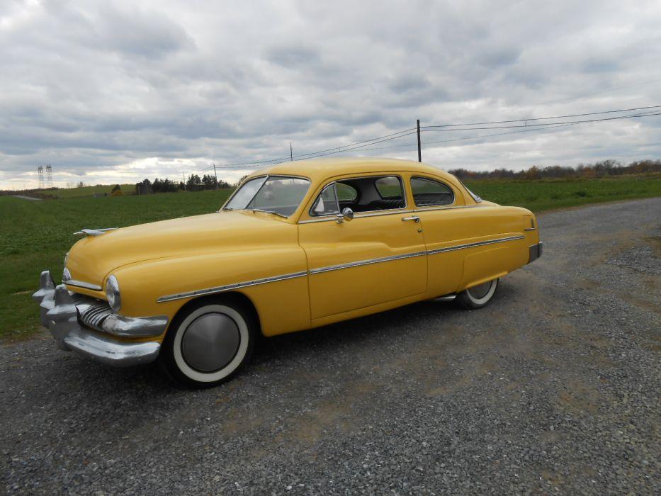 1951Mercury Coupe custom retro       j_JPG wallpaper