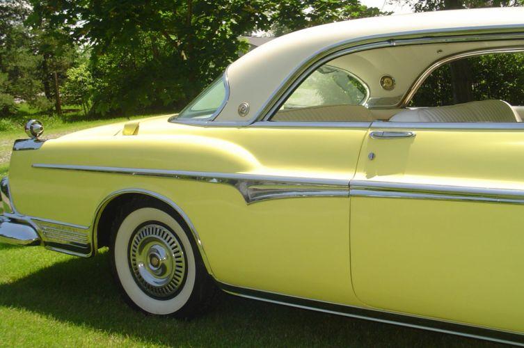 1955 Chrysler Imperial Newport Coupe_ 331 HEMI retr f wallpaper