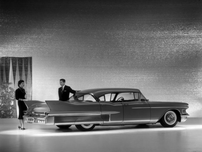 1958 Cadillac Fleetwood Sixty Special luxury retro h wallpaper