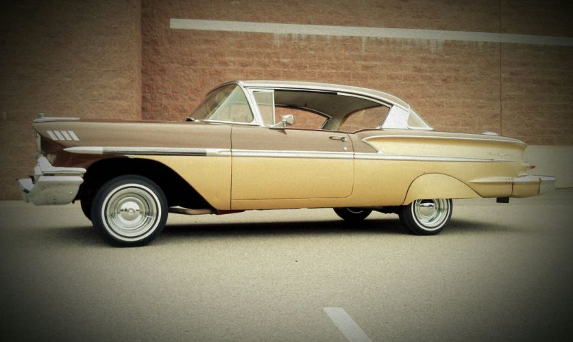 1958 chevrolet bel air lowrider retro custom r wallpaper