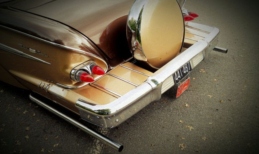 1958 chevrolet bel air lowrider retro custom t wallpaper