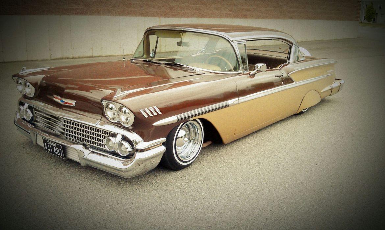 1958 chevrolet bel air lowrider retro custom        g wallpaper