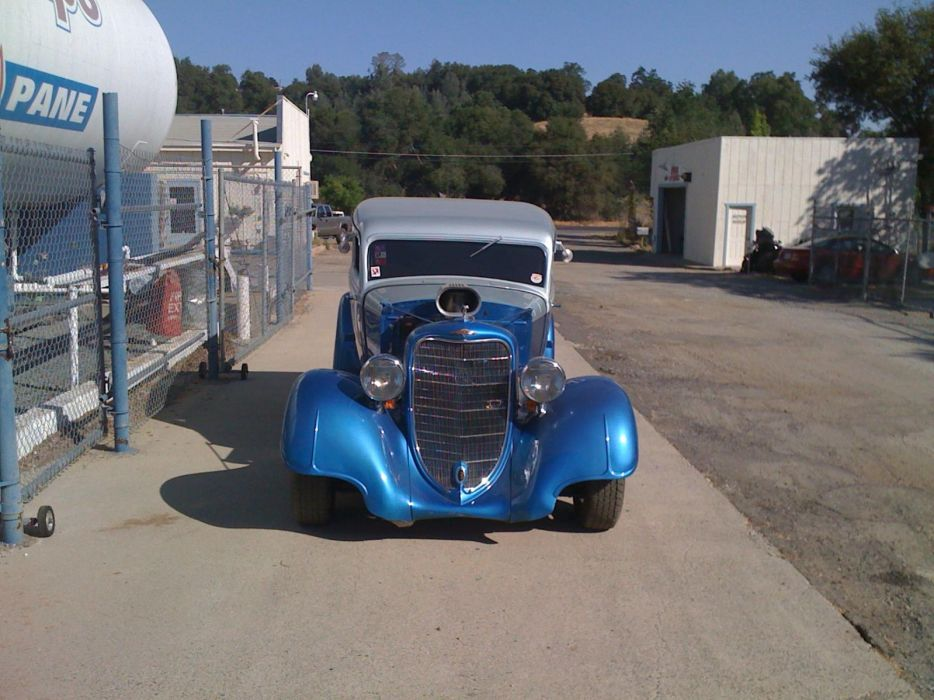 1934 Dodge hot rod rods retro   fw wallpaper