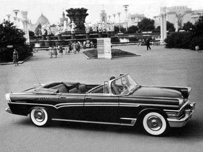 1960 ZIL 111V classic luxury gd wallpaper