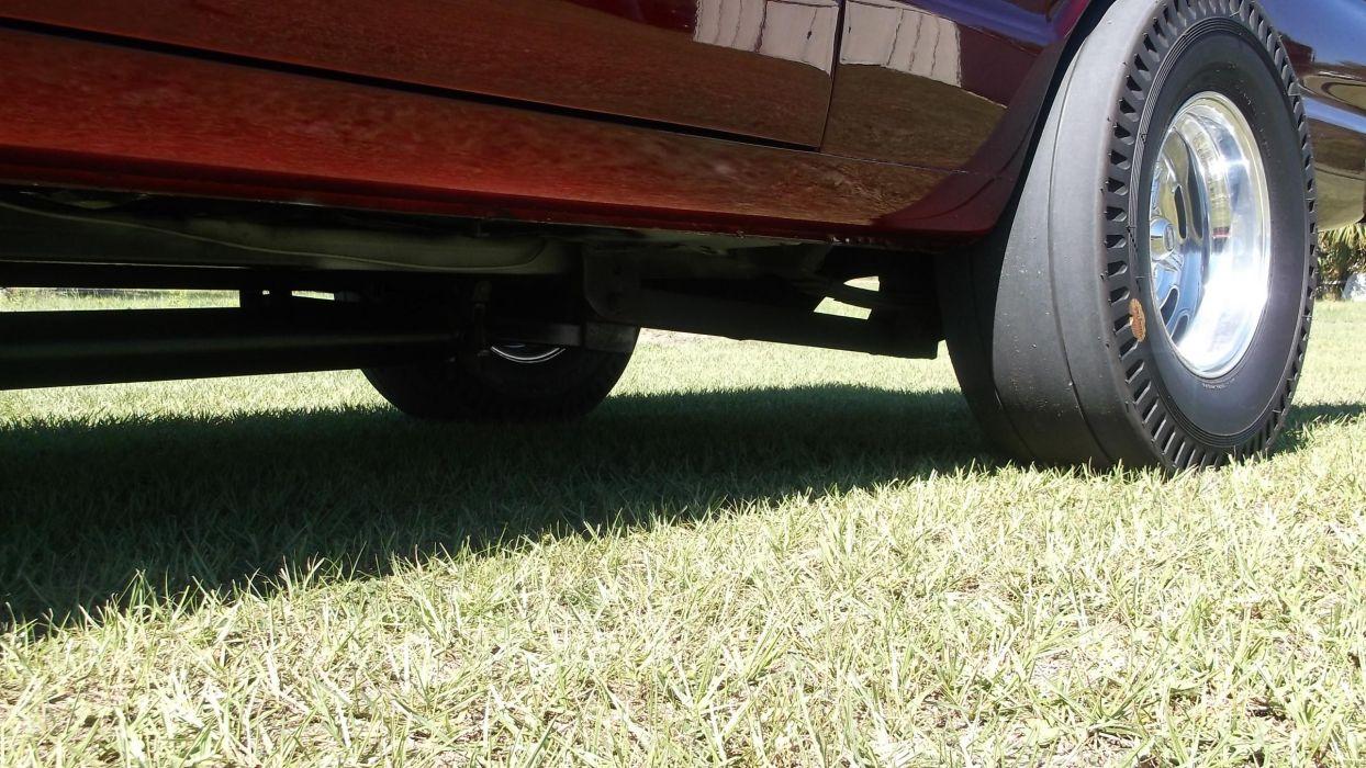 1961 Ford Falcon Street Gasserhot rod rods drag racing race wheel     k wallpaper