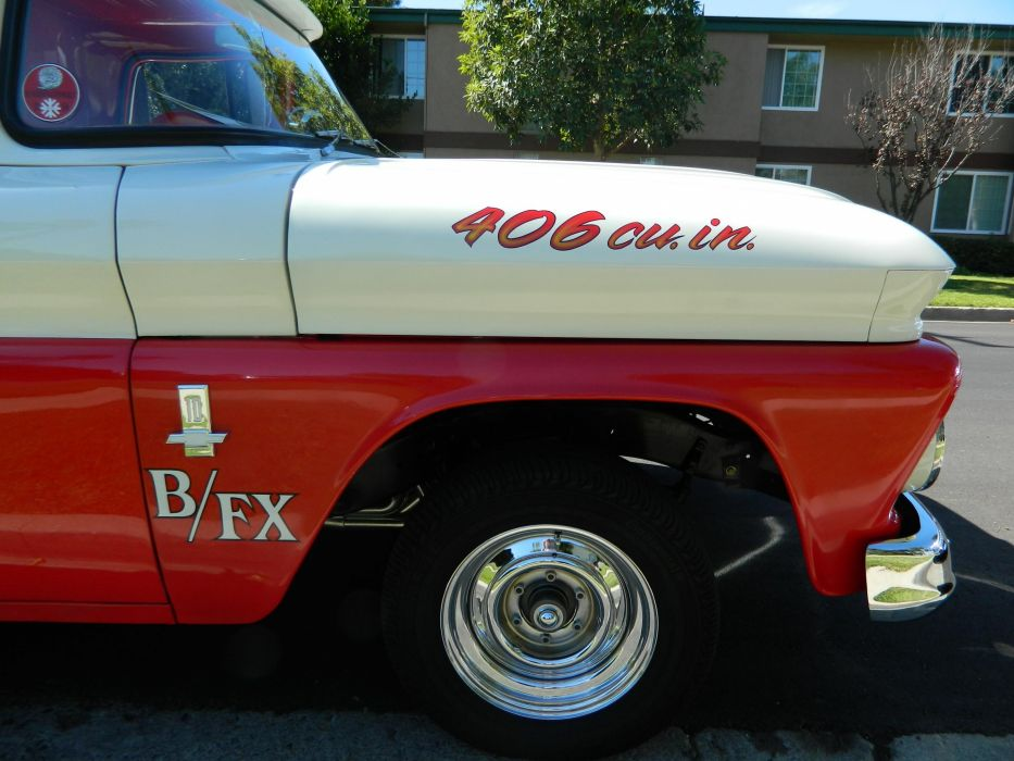 1963 Chevy BFX hot rod rods retro pickup retro wheel     j wallpaper
