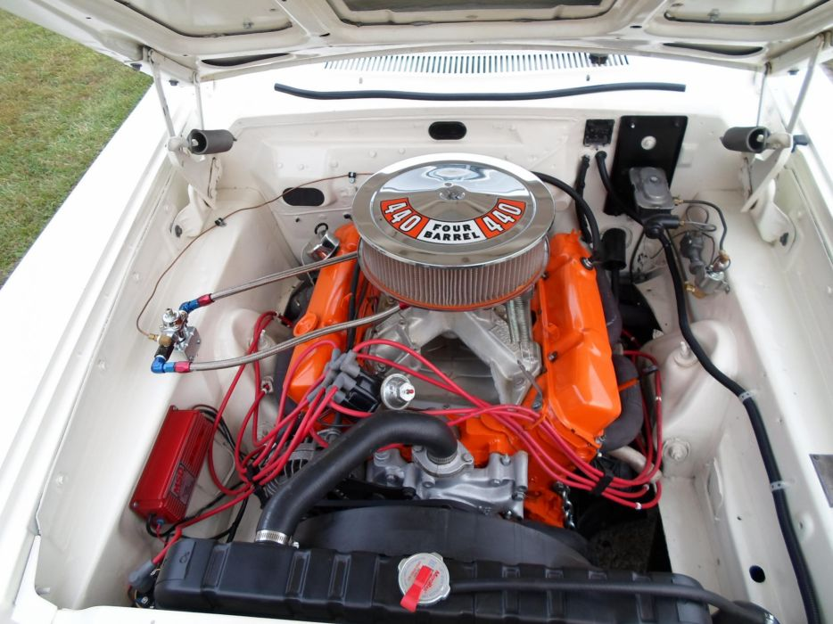 1964 Plymouth Belvedere hot rod rods classic muscle engine       g wallpaper