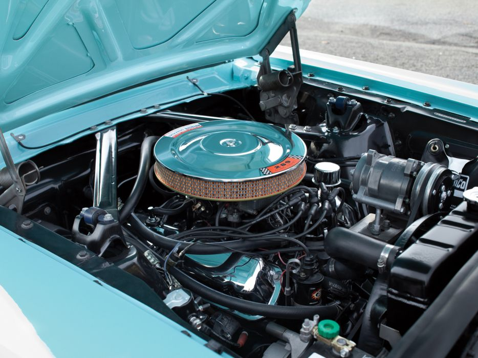 1965 Ford Mustang Convertible classic muscle engine       j wallpaper