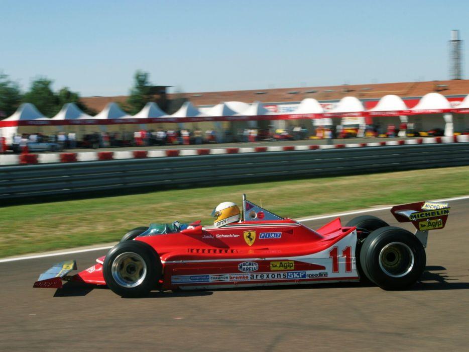 1979 Ferrari 312 T4 formula one f-1 race racing t-4    v wallpaper